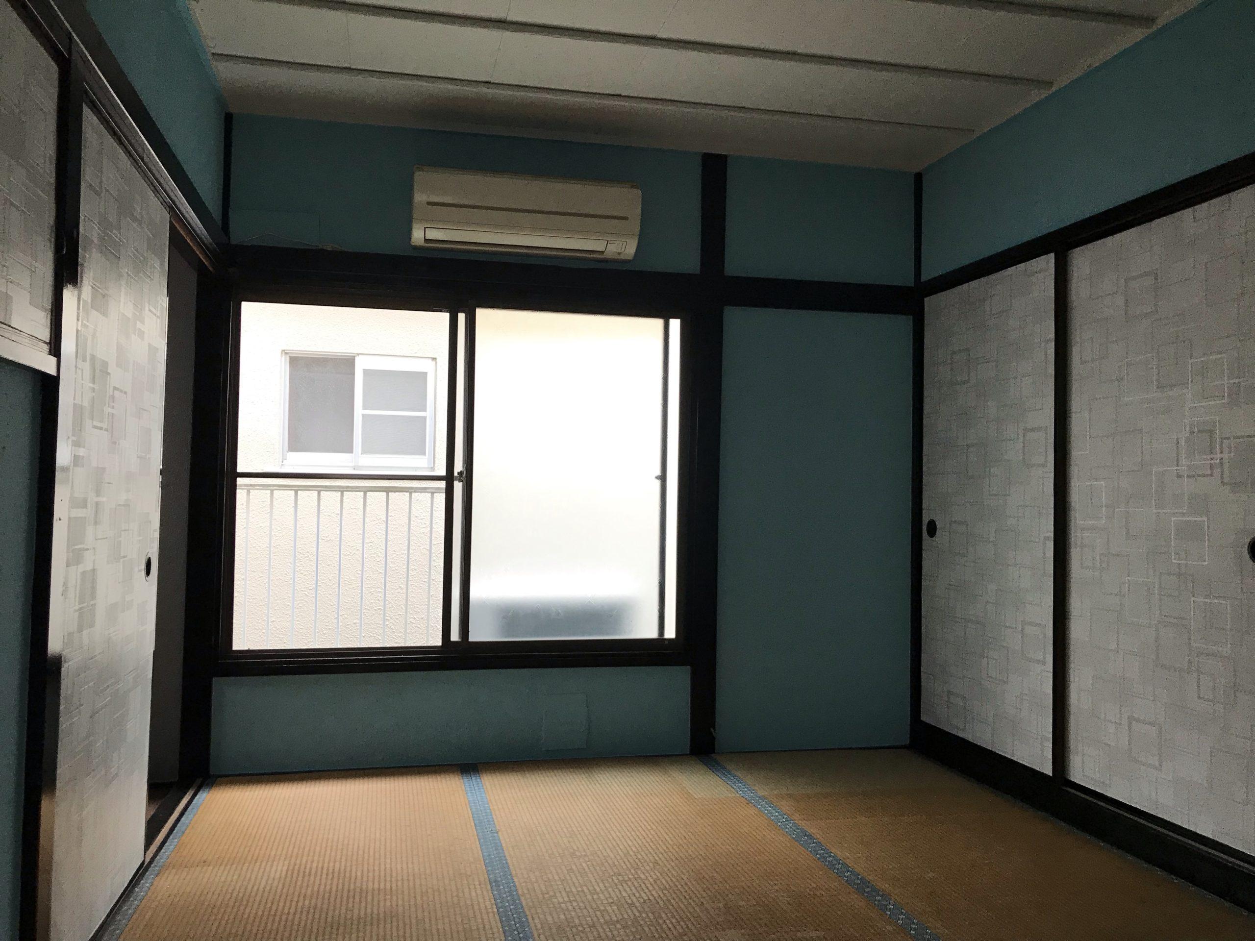 和室の襖をdiyで張替え 壁紙で安くて簡単おしゃれにリメイク